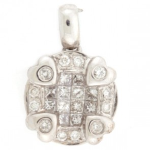 0.80ct Lady's Diamond Pendant