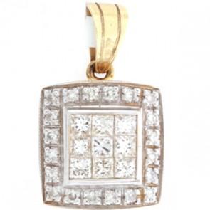 2.00ct Lady's Diamond Pendant