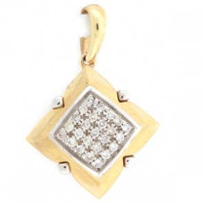0.50ct Lady's Diamond Pendant