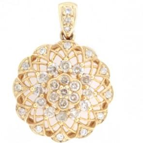 1.35ct Lady's Diamond Pendant