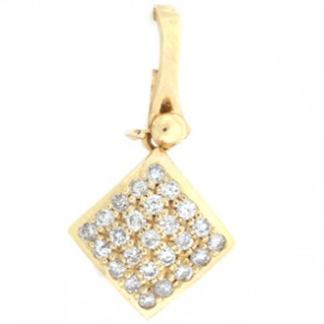 0.75ct Lady's Diamond Pendant