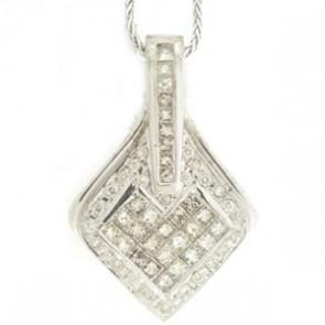 1.65ct Lady's Diamond Pendant