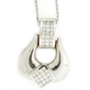 1.80ct Lady's Diamond Pendant