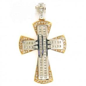 4.75ct Men's Diamond Cross