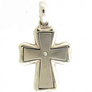 Ladies Cross Pendant