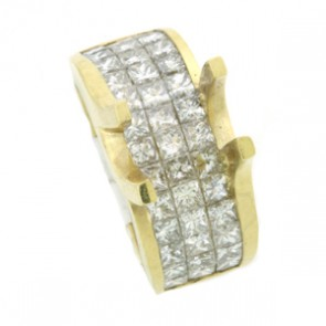 2.90ct Engagement Diamond Ring
