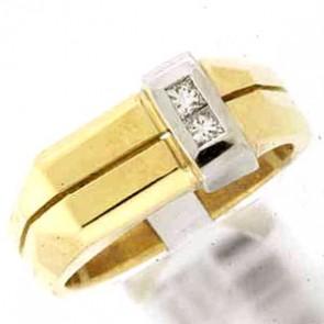 0.18ct Men's Diamond Ring