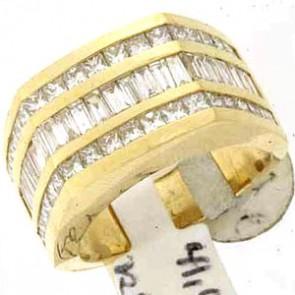 5.25ct Men's Diamond Ring