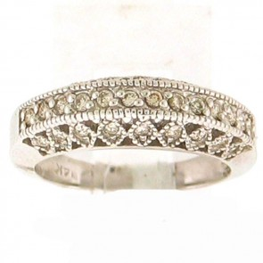 0.40ct Ladies Diamond Band