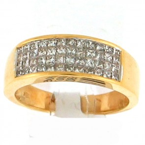 0.50ct Ladies Diamond Band