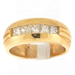 0.80ct Ladies Diamond Band