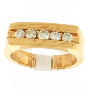 0.60ct Ladies Diamond Band