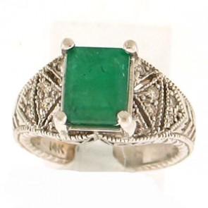 2.92ct Lady's Gemstones Ring