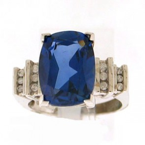 10.35ct Lady's Gemstones Ring