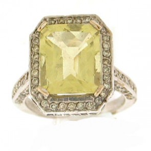 10.00ct Lady's Gemstones Ring