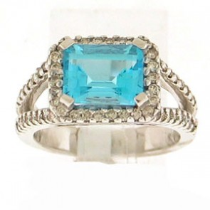3.00ct Lady's Gemstones Ring