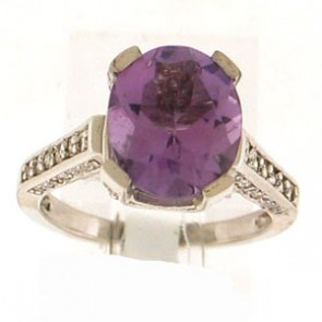 5.55ct Lady's Gemstones Ring
