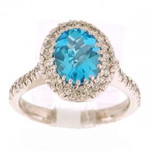 5.00ct Lady's Gemstones Ring