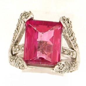 11.75ct Lady's Gemstones Ring