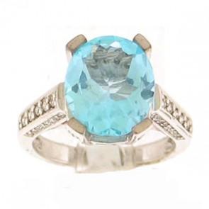 7.55ct Lady's Gemstones Ring