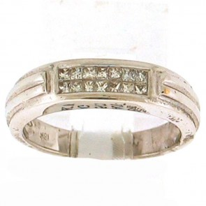0.35ct Ladies Diamond Band