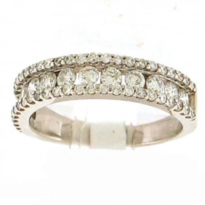 1.00ct Ladies Diamond Band