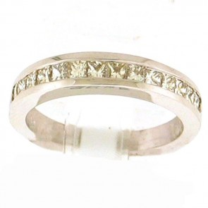 0.77ct Ladies Diamond Band