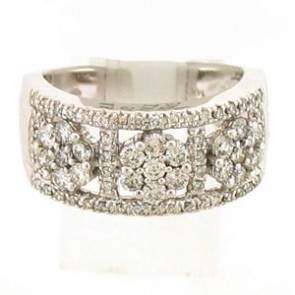 1.10ct Lady's Fashion Diamond Ring