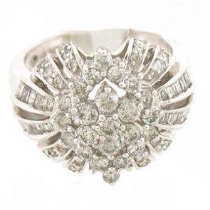 1.60ct Lady's Fashion Diamond Ring