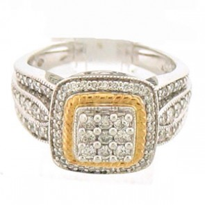 0.80ct Lady's Fashion Diamond Ring
