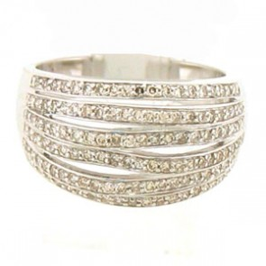 0.65ct Lady's Fashion Diamond Ring