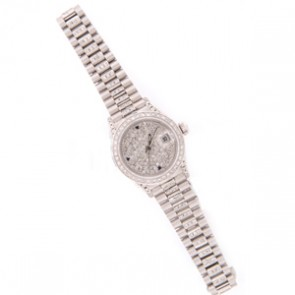 5.00ct Lady's Diamond Watch