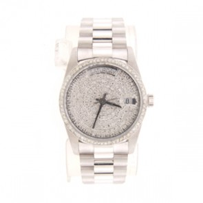 4.00ct Men's Diamond Watch