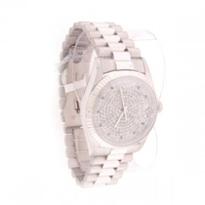 5.25ct Men's Diamond Watch
