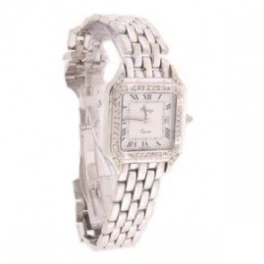 0.75ct Men's Diamond Watch